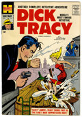 Silver Age (1956-1969):Adventure, Dick Tracy Comics Monthly #118 File Copy (Harvey, 1957) Condition: VF....