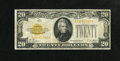 Small Size:Gold Certificates, Fr. 2402 $20 1928 Gold Certificate. Fine-Very Fine.. . ...