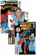 Modern Age (1980-Present):Superhero, World's Finest Comics #283-323 Group (DC, 1982-86) Condition:Average NM.... (Total: 41 Comic Books)