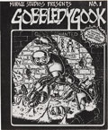 Modern Age (1980-Present):Superhero, Gobbledygook #1 With Eastman and Laird Sketches and Letter ofAuthenticity (Mirage Studios, 1984) Condition: VF/NM....
