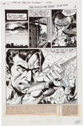 "Original Comic Art:Complete Story, Joe Kubert Star Spangled War Stories #149 Complete 15-page Enemy Ace Story ""Reach for the Heavens"" Original Art (D..."