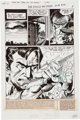 "Joe Kubert Star Spangled War Stories #149 Complete 15-page Enemy Ace Story ""Reach for the Heavens"" Original Ar..."