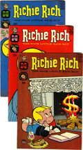 Silver Age (1956-1969):Humor, Richie Rich File Copies Box Lot (Harvey, 1963-75) Condition: Average VF/NM....