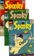 Silver Age (1956-1969):Humor, Spooky Box Lot (Harvey, 1956-69) Condition: Average VF/NM except as noted....