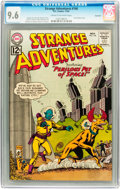 Silver Age (1956-1969):Science Fiction, Strange Adventures #146 Savannah pedigree (DC, 1962) CGC NM+ 9.6Cream to off-white pages....