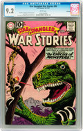 Silver Age (1956-1969):War, Star Spangled War Stories #99 Savannah pedigree (DC, 1961) CGC NM- 9.2 White pages....