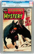 Bronze Age (1970-1979):Horror, House of Mystery #195 (DC, 1971) CGC NM/MT 9.8 White pages....