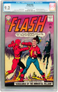Silver Age (1956-1969):Superhero, The Flash #137 (DC, 1963) CGC NM- 9.2 Off-white to white pages....