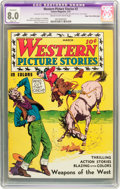 Golden Age (1938-1955):Western, Western Picture Stories #2 Mile High pedigree (Comics Magazine,1937) CGC Apparent VF 8.0 Slight (P) Cream to off-white pages....
