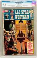 Bronze Age (1970-1979):Western, All-Star Western #10 (DC, 1972) CGC NM 9.4 Off-white pages....