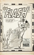 Original Comic Art:Covers, Carmine Infantino and Murphy Anderson The Flash #146 MirrorMaster Cover Original Art (DC, 1964)....