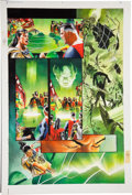 Original Comic Art:Panel Pages, Alex Ross Kingdom Come #3 page 36 Original Art (DC,1996)....