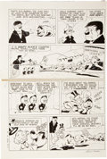 "Original Comic Art:Panel Pages, Carl Barks Uncle Scrooge #59 ""North of the Yukon"" Page 13 Original Art (Gold Key, 1965)...."
