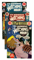 Bronze Age (1970-1979):Horror, The Witching Hour Group (DC, 1972-74) Condition: Average VF+....(Total: 18 Comic Books)