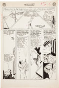 "Original Comic Art:Panel Pages, Carmine Infantino and Joe Giella Flash #142 ""PerilousPursuit of the Trickster"" page 5 Original Art (DC, 1964)...."