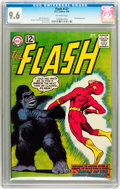 Silver Age (1956-1969):Superhero, The Flash #127 (DC, 1962) CGC NM+ 9.6 Off-white pages....