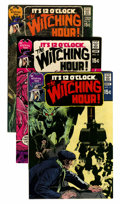 Bronze Age (1970-1979):Horror, The Witching Hour Group (DC, 1970-72) Condition: Average VF....(Total: 11 Comic Books)