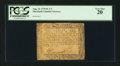 Colonial Notes:Maryland, Maryland August 14, 1776 $1 1/3 PCGS Very Fine 20.. ...