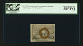 Fractional Currency:Second Issue, Fr. 1317 50¢ Second Issue PCGS Choice About New 58PPQ.. ...