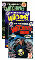 Bronze Age (1970-1979):Horror, The Witching Hour Group (DC, 1974-78) Condition: Average VF/NM....(Total: 33 Comic Books)