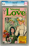 Silver Age (1956-1969):Romance, Young Love #46 Savannah pedigree (DC, 1964) CGC NM+ 9.6 Off-whiteto white pages....