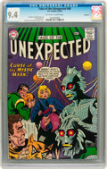 Silver Age (1956-1969):Science Fiction, Tales of the Unexpected #88 Savannah pedigree (DC, 1965) CGC NM 9.4Off-white to white pages....