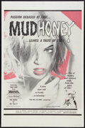 "Movie Posters:Sexploitation, Mudhoney (Eve Productions, 1965). One Sheet (27"" X 41"").Sexploitation.. ..."