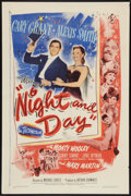 "Movie Posters:Musical, Night and Day (Warner Brothers, 1946). One Sheet (27"" X 41""). Musical.. ..."