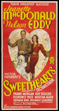 """Movie Posters:Musical, Sweethearts (MGM, 1938). Three Sheet (41"""" X 81""""). Musical.. ..."""