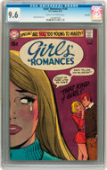 Bronze Age (1970-1979):Romance, Girls' Romances #149 Savannah pedigree (DC, 1970) CGC NM+ 9.6 Creamto off-white pages....