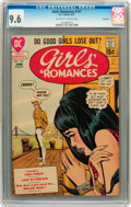Bronze Age (1970-1979):Romance, Girls' Romances #157 Savannah pedigree (DC, 1971) CGC NM+ 9.6Off-white to white pages....
