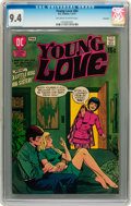 Bronze Age (1970-1979):Romance, Young Love #84 Savannah pedigree (DC, 1971) CGC NM 9.4 Off-white towhite pages....