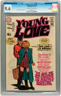 Bronze Age (1970-1979):Romance, Young Love #78 Savannah pedigree (DC, 1970) CGC NM+ 9.6 Off-whiteto white page....