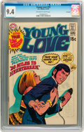 Bronze Age (1970-1979):Romance, Young Love #79 Savannah pedigree (DC, 1970) CGC NM 9.4 Off-white towhite pages....