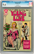 Bronze Age (1970-1979):Romance, Young Love #87 Savannah pedigree (DC, 1971) CGC NM+ 9.6 Whitepages....