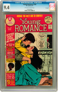 Bronze Age (1970-1979):Romance, Young Romance #183 Savannah pedigree (DC, 1972) CGC NM 9.4Off-white to white pages....