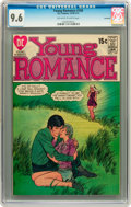 Bronze Age (1970-1979):Romance, Young Romance #169 Savannah pedigree (DC, 1970) CGC NM+ 9.6Off-white to white pages....