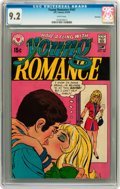 Bronze Age (1970-1979):Romance, Young Romance #167 Savannah pedigree (DC, 1970) CGC NM- 9.2 Whitepages....