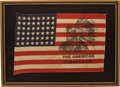 Advertising:Tobacciana, The American Tobacco Company: American Flag....