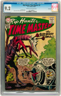 Silver Age (1956-1969):Science Fiction, Rip Hunter Time Master #2 Savannah pedigree (DC, 1961) CGC NM- 9.2Cream to off-white pages....