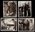 """Movie Posters:War, The Great Escape (United Artists, 1963). British Photos (8) (8"""" X10""""). War.. ... (Total: 8 Items)"""
