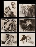 """Movie Posters:Hitchcock, The Birds (Universal, 1963). British Photos (11) (8"""" X 10"""").Hitchcock.. ... (Total: 11 Items)"""