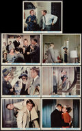 "Movie Posters:Romance, Breakfast At Tiffany's (Paramount, 1961). British Lobby Cards (7) (8"" X 10"") and Original and Restrike Photos (2) (8"" X 10).... (Total: 9 Items)"
