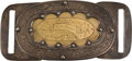 Western Expansion:Goldrush, A Fine Ensemble of Items Belonging To a 19th-Century California Sheriff.. ...