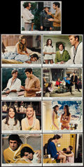 """Movie Posters:Comedy, Bob & Carol & Ted & Alice Lot (Columbia, 1969). ColorPhotos (18) (8"""" X 10""""). Comedy.. ... (Total: 18 Items)"""