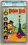 Bronze Age (1970-1979):Humor, Richie Rich #126 File Copy (Harvey, 1974) CGC NM/MT 9.8 Off-whiteto white pages....