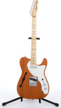 Musical Instruments:Electric Guitars, 2005 Fender Telecaster Walnut Electric Guitar #MZ5092800....