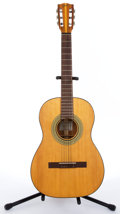 Musical Instruments:Acoustic Guitars, 1960s Gibson C-1 Natural Classical Guitar #972259...