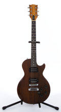 Musical Instruments:Electric Guitars, Late 70's Gibson The Paul Walnut Electric Guitar #NA...
