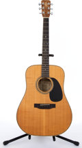 Musical Instruments:Acoustic Guitars, 1981 Alvarez Yairi DY53 Acoustic Guitar #39134...